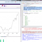 RTN.N RPackage Yahoo Finance Comparison